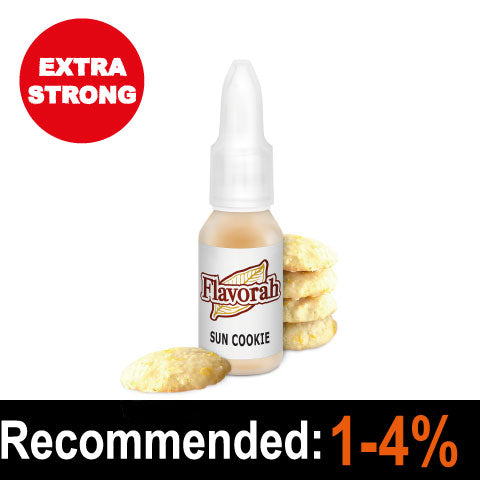 Sun Cookie 15ml - Flavorah