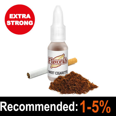 Sweet Cigarette 15ml - Flavorah