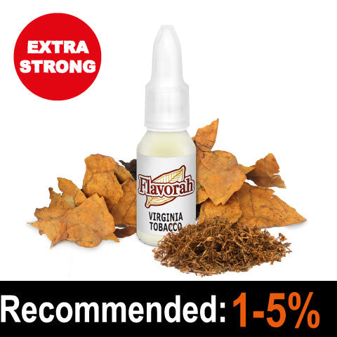 Virginia Tobacco 15ml - Flavorah