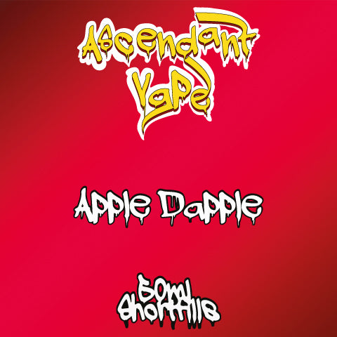 Apple Dapple 50ml Shortfill - Ascendant Vape