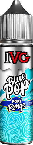 Blue Lollipop 50ml Shortfill | IVG - Any 2 for £25