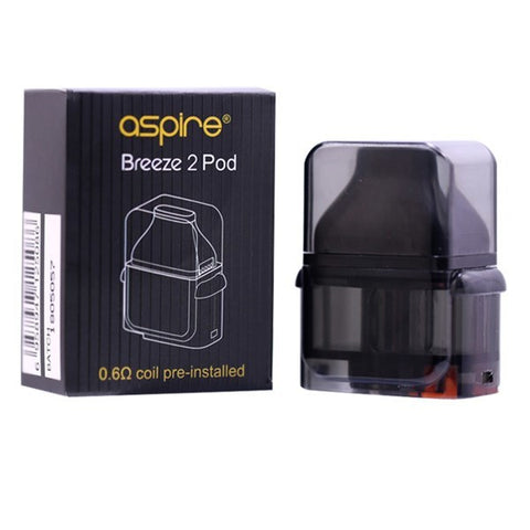 Breeze 2 Kit Replacement Pod - Aspire