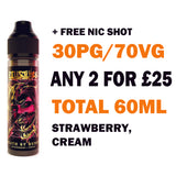 Death By Bunny 50ml | Zeus Juice - Any 2 for £25