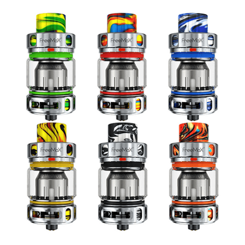 M Pro 2 Tank | Bulb Glass Included - Freemax