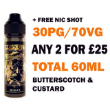 Midas 50ml | Zeus Juice - Any 2 for £25