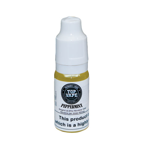 Peppermint - Top Vape