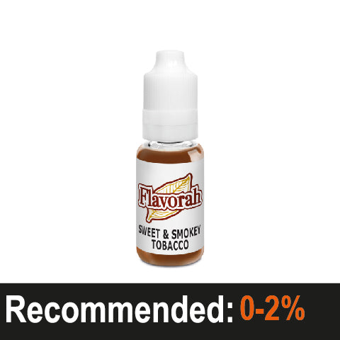 Sweet and Smokey Tobacco 15ml - Flavorah