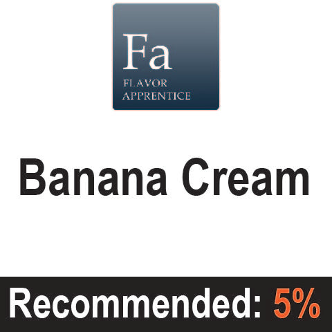 Banana Cream - The Flavor Apprentice