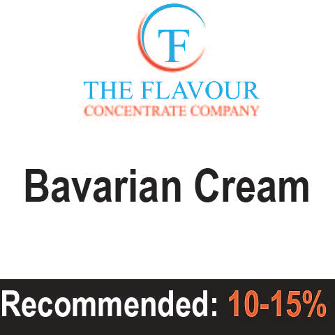 Bavarian Cream - The Flavour Concentrate Company