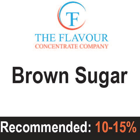 Brown Sugar - The Flavour Concentrate Company