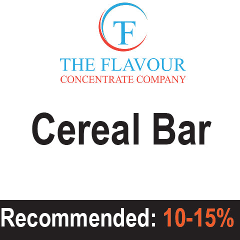 Cereal Bar - The Flavour Concentrate Company