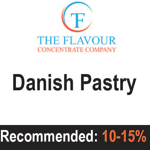 Danish Pastry - The Flavour Concentrate Company