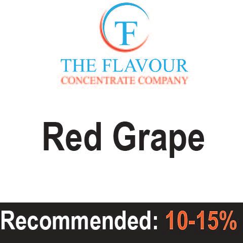 Red Grape - The Flavour Concentrate Company
