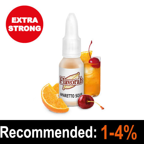 Amaretto Sour 15ml - Flavorah