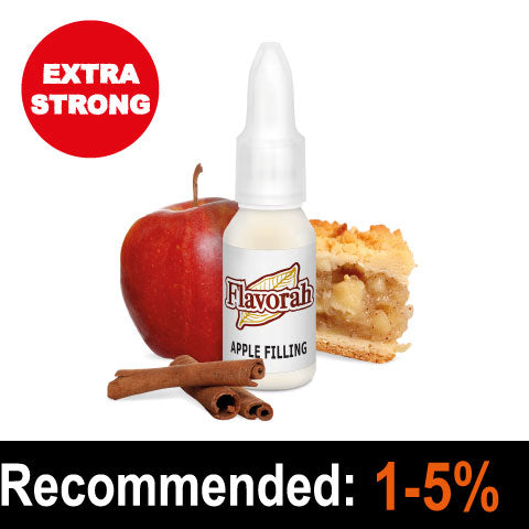 Apple Filling 15ml - Flavorah