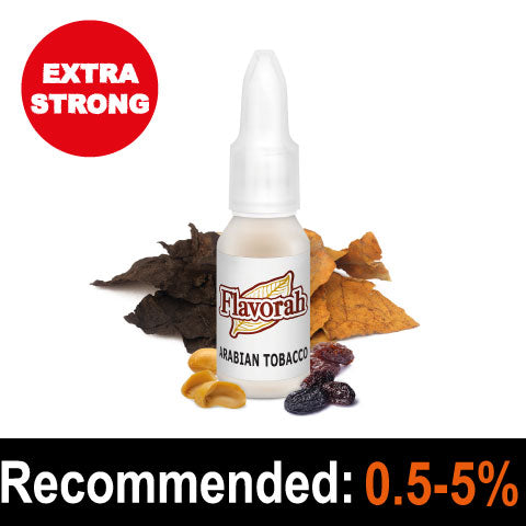 Arabian Tobacco 15ml - Flavorah