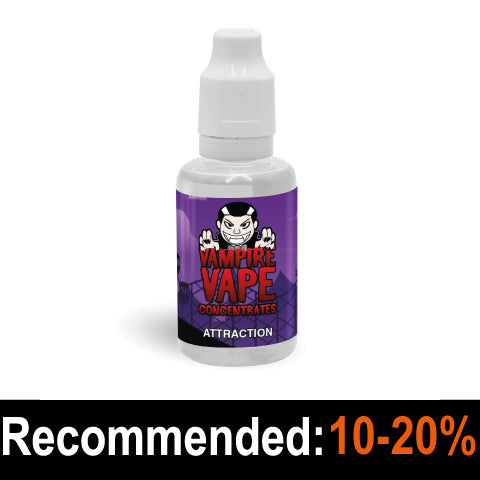 Attraction Flavour Concentrate - Vampire Vape