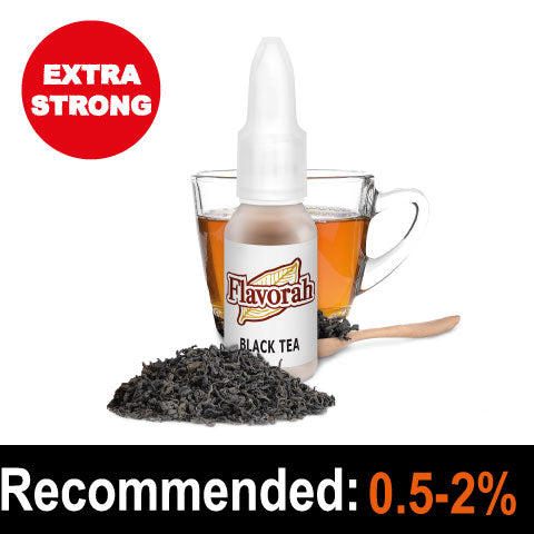 Black Tea 15ml - Flavorah