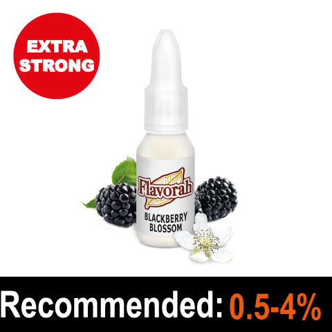 Blackberry Blossom 15ml - Flavorah