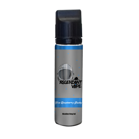 Blue Raspberry Slushy 50ml Shortfill | Ascendant Vape - Any 3 for £20