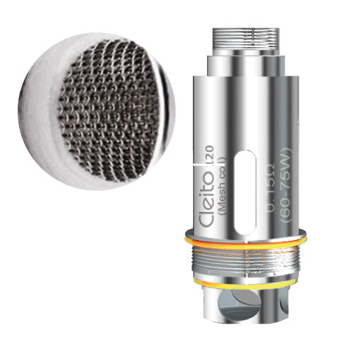 Cleito 120 Pro Mesh 0.15 Coil (Single) - Aspire