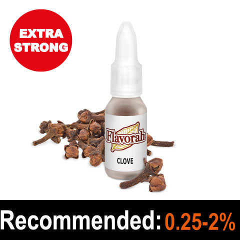 Clove 15ml - Flavorah