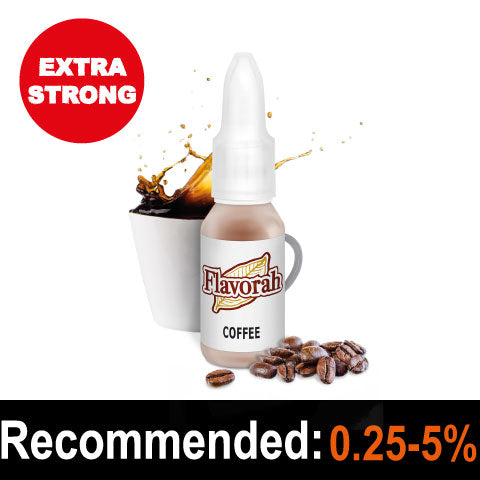 Coffee 15ml - Flavorah