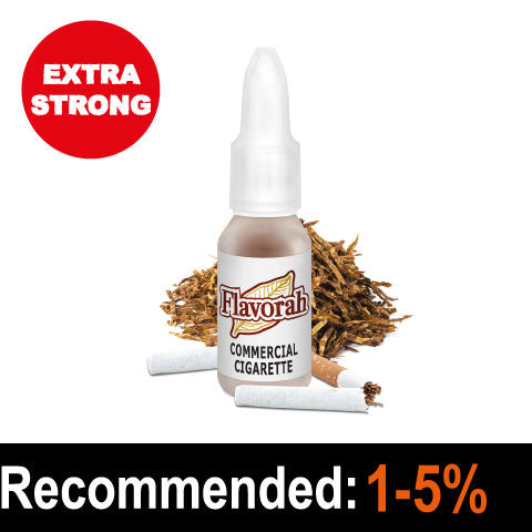Commercial Cigarette 15ml - Flavorah