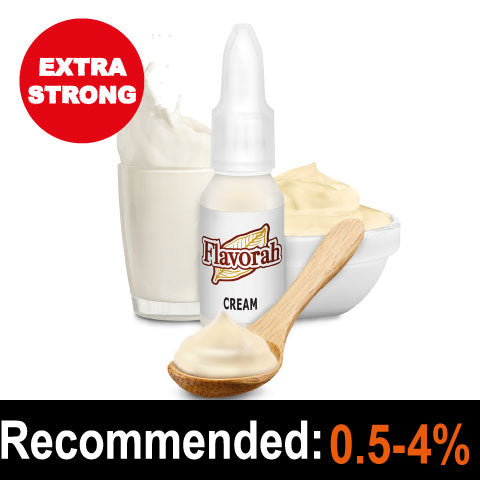Cream 15ml - Flavorah