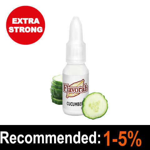 Cucumber  15ml - Flavorah