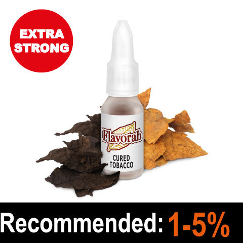 Cured Tobacco 15ml - Flavorah