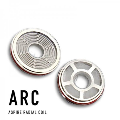 Revvo Arc Coils (3 Pack) - Aspire