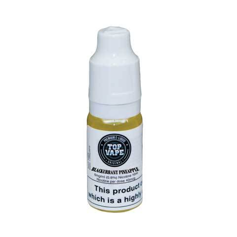 Blackcurrant Pineapple - Top Vape