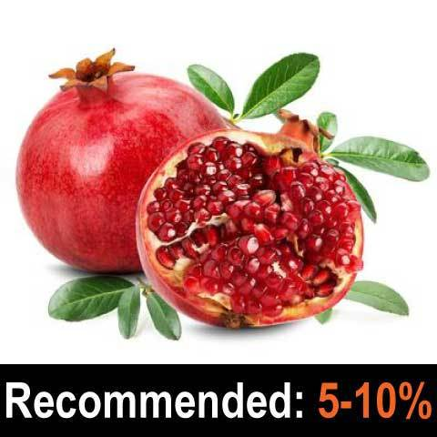 Pomegranate - The Flavour Concentrate Company