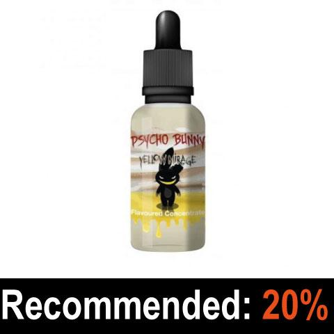 Yellow Mirage Flavour Concentrate - Psycho Bunny
