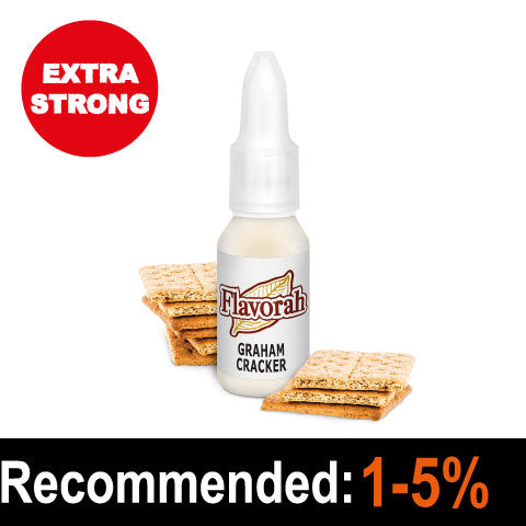 Graham Cracker 15ml - Flavorah