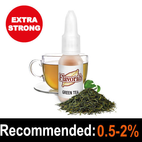Green Tea 15ml - Flavorah