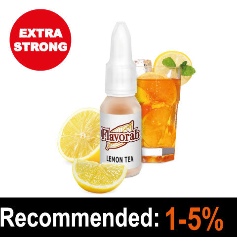 Lemon Tea 15ml - Flavorah