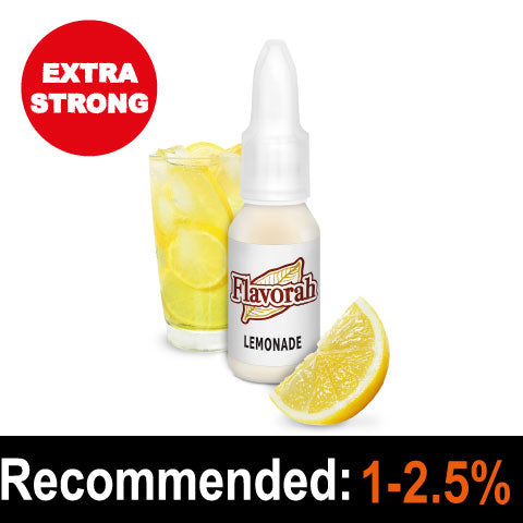 Lemonade 10ml - Flavorah