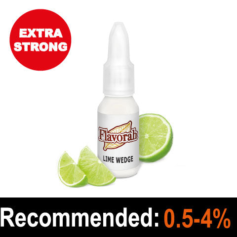 Lime Wedge 15ml - Flavorah