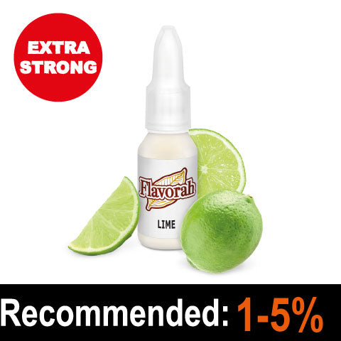 Lime 15ml - Flavorah