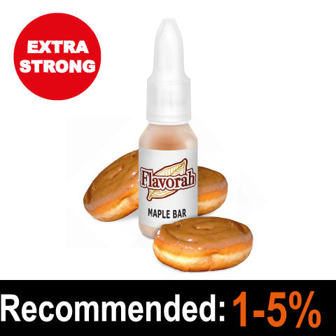Maple Bar 15ml - Flavorah