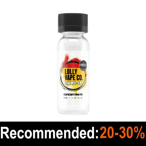 Lolly Vape Co Rock It Flavour Concentrate - FLVRHAUS