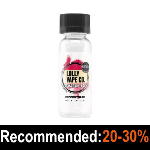 Lolly Vape Co Screw It Flavour Concentrate - FLVRHAUS