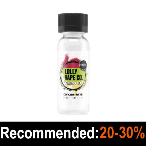 Lolly Vape Co Twist It Flavour Concentrate - FLVRHAUS