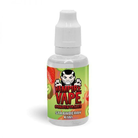 Strawberry and Kiwi - Vampire Vape