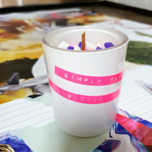 Eradicate the bin smell Soy candle - Comme Glom