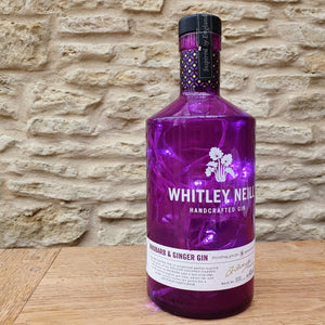 Whitley Neil Gin Bottle Fairy Light Lamp - Comme Glom