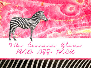 Bad Ass Pack for Dreamers and Achievers - Comme Glom