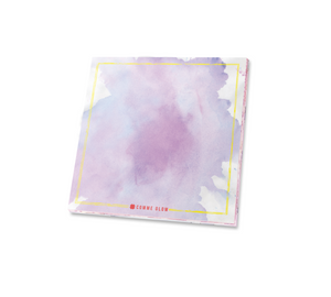 Pink Square Reminder / Memo Pads - Wholesale - Comme Glom